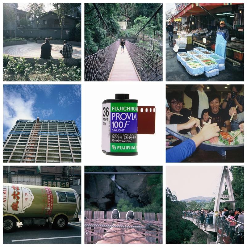 瘋底片(二十八)–Fujifilm  Provia 100F (RDP III)
