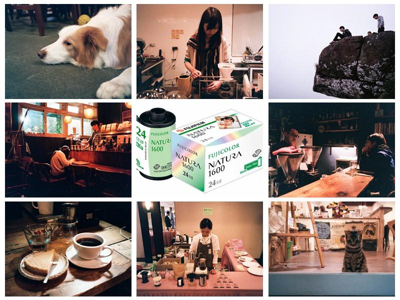 瘋底片(三十二)/Fujifilm Natura 1600