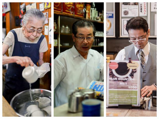 日本/東京/合集–造訪築地魚市場內的三間咖啡館