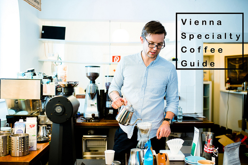 維也納咖啡地圖