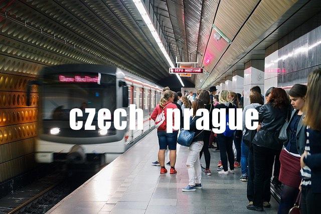 捷克/布拉格–交通指南/布拉格市區地鐵與景點位置