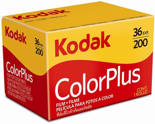 瘋底片(陸)–Kodak colorplus 200