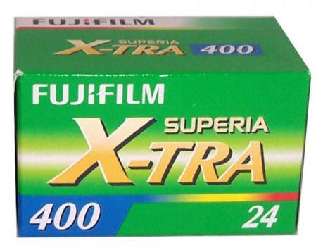 瘋底片(十一)–Fujifilm Superia X-TRA 400