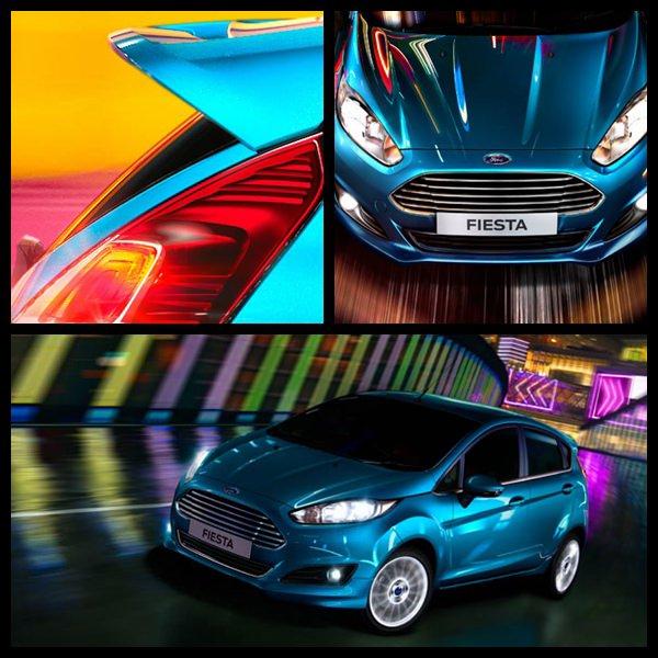 [賞車心得]-小的齊全 小的安全–FORD Fiesta 新世代1.5小車試駕